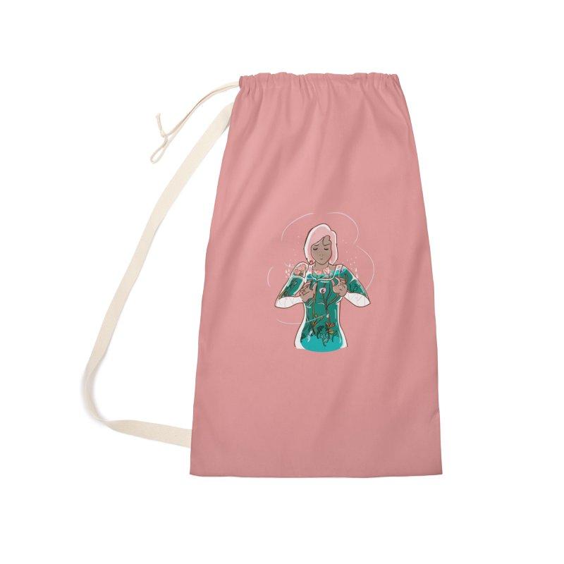 Healing of Korra Accessories Bag by violetCreations's Artist Shop
