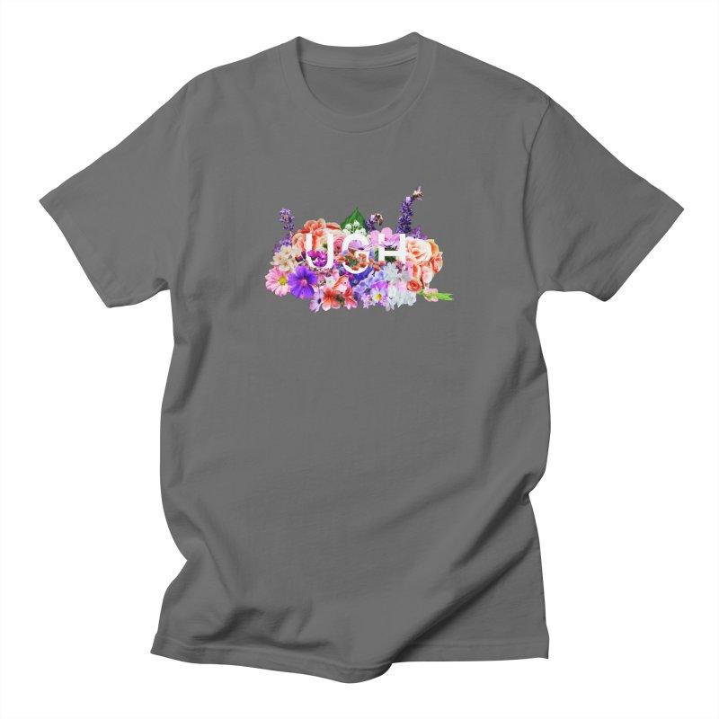 Ugh Men's T-Shirt by violetCreations's Artist Shop