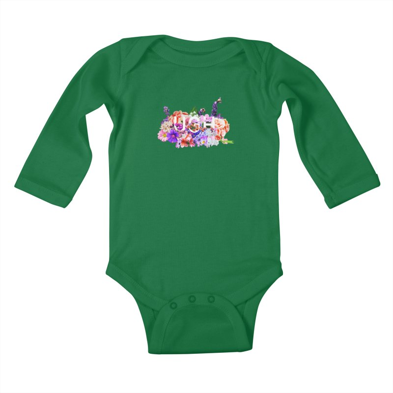 Ugh Kids Baby Longsleeve Bodysuit by violetCreations's Artist Shop