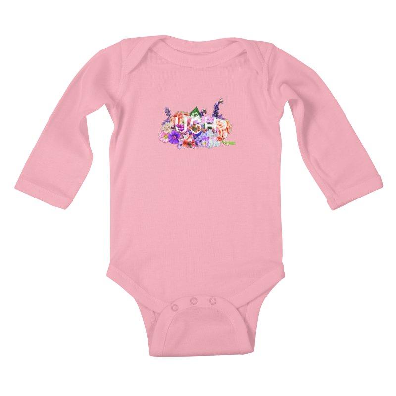 Ugh Kids Baby Longsleeve Bodysuit by violetCreations's Artist Shop