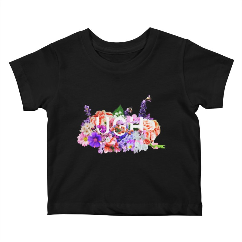 Ugh Kids Baby T-Shirt by violetCreations's Artist Shop