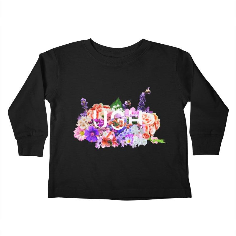 Ugh Kids Toddler Longsleeve T-Shirt by violetCreations's Artist Shop