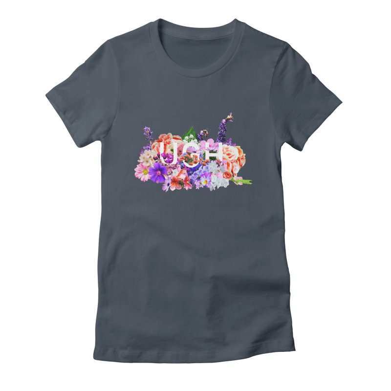 Ugh Women's T-Shirt by violetCreations's Artist Shop