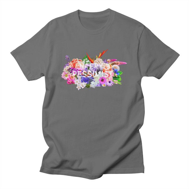 Happy Pessimist Men's T-Shirt by violetCreations's Artist Shop