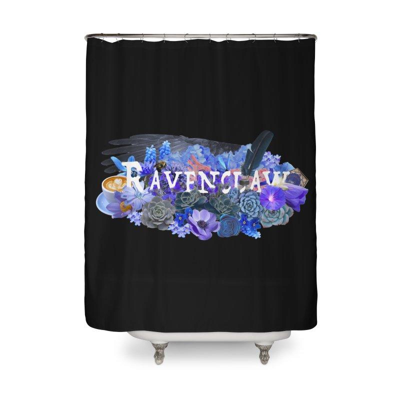 Rowena's Lost Garden Home Shower Curtain by violetCreations's Artist Shop
