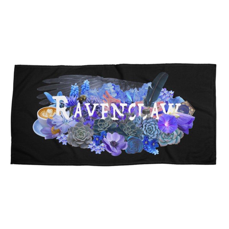 Rowena's Lost Garden Accessories Beach Towel by violetCreations's Artist Shop