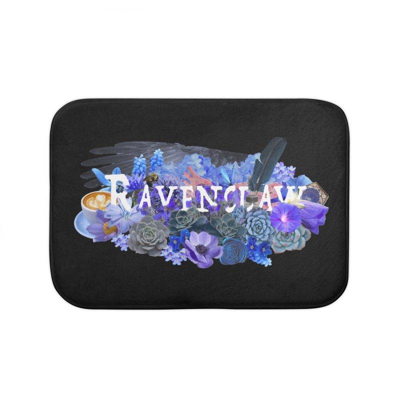 Rowena's Lost Garden Home Bath Mat by violetCreations's Artist Shop