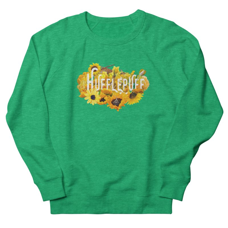 Helga's Sunflowers Women's Sweatshirt by violetCreations's Artist Shop
