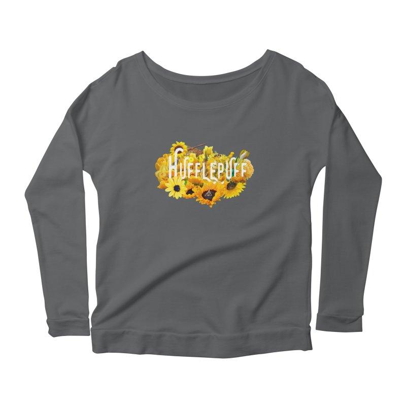 Helga's Sunflowers Women's Longsleeve T-Shirt by violetCreations's Artist Shop