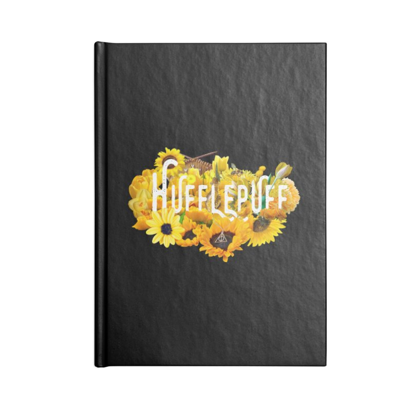 Helga's Sunflowers Accessories Notebook by violetCreations's Artist Shop