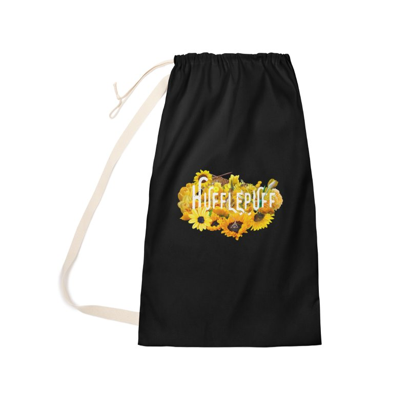 Helga's Sunflowers Accessories Bag by violetCreations's Artist Shop