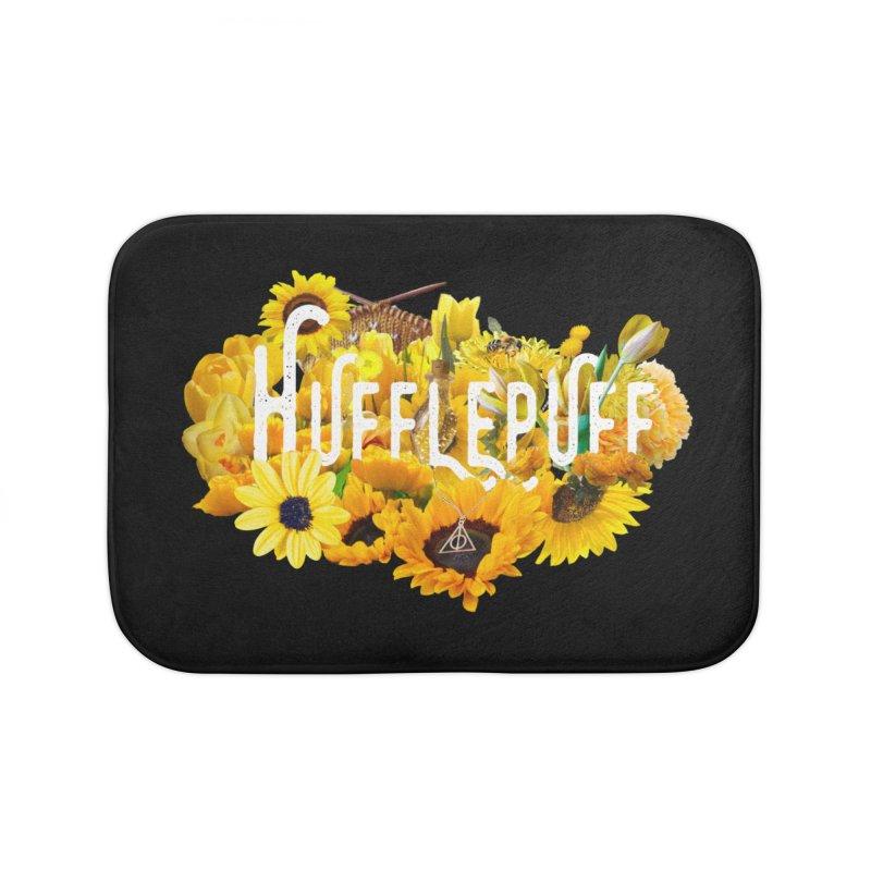 Helga's Sunflowers Home Bath Mat by violetCreations's Artist Shop