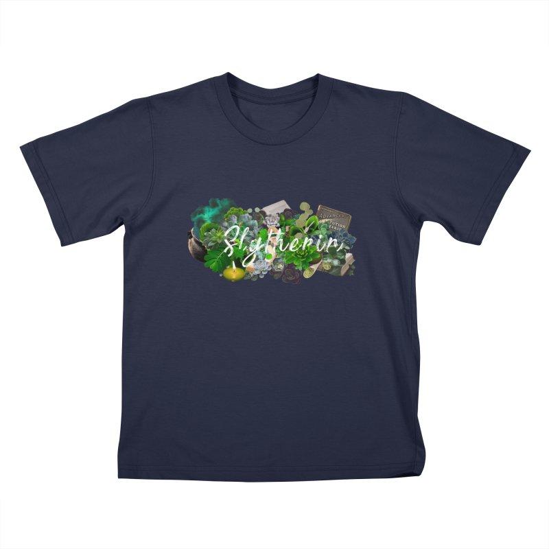 Salazar's Garden Kids T-Shirt by violetCreations's Artist Shop
