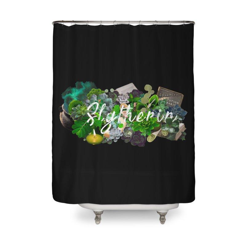 Salazar's Garden Home Shower Curtain by violetCreations's Artist Shop