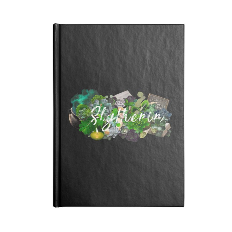 Salazar's Garden Accessories Notebook by violetCreations's Artist Shop
