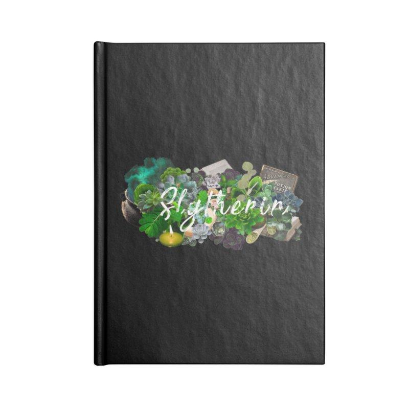 Salazar's Garden Accessories Notebook by violetCreations's Artist Shop