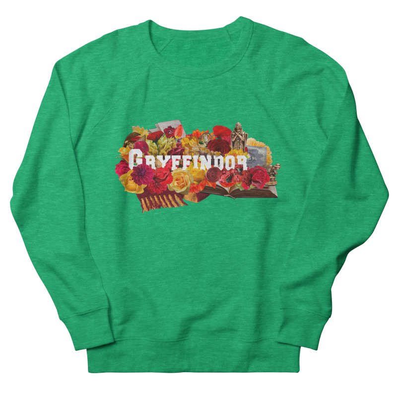 Brave Lion's Spring Women's Sweatshirt by violetCreations's Artist Shop