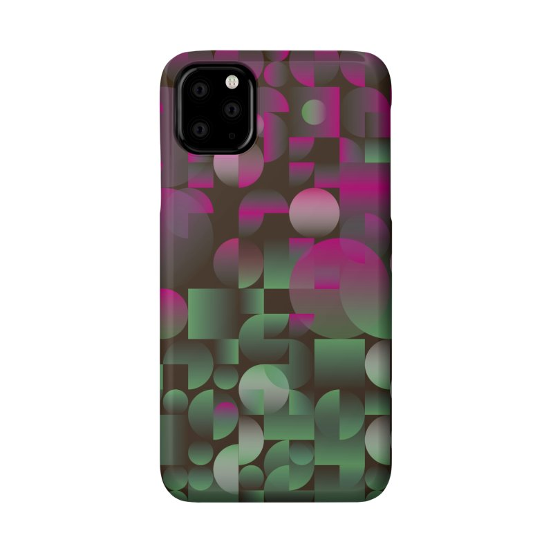 Winter geometric pattern Accessories Phone Case by virbia's Artist Shop