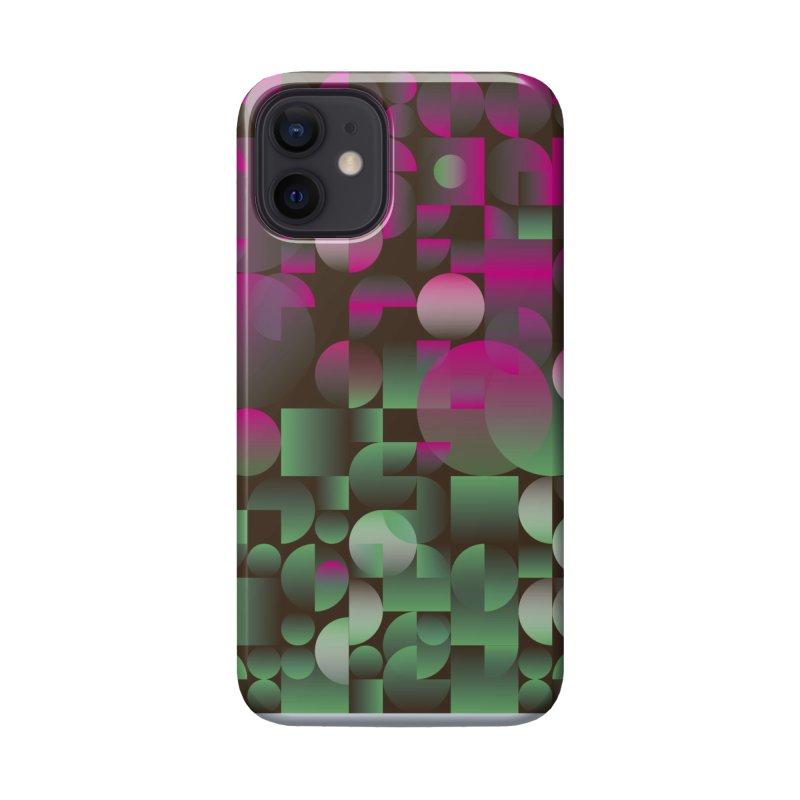 Winter geometric pattern Accessories Phone Case by virbia's Artist Shop