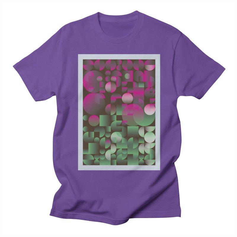 Winter geometric pattern Women's Regular Unisex T-Shirt by virbia's Artist Shop
