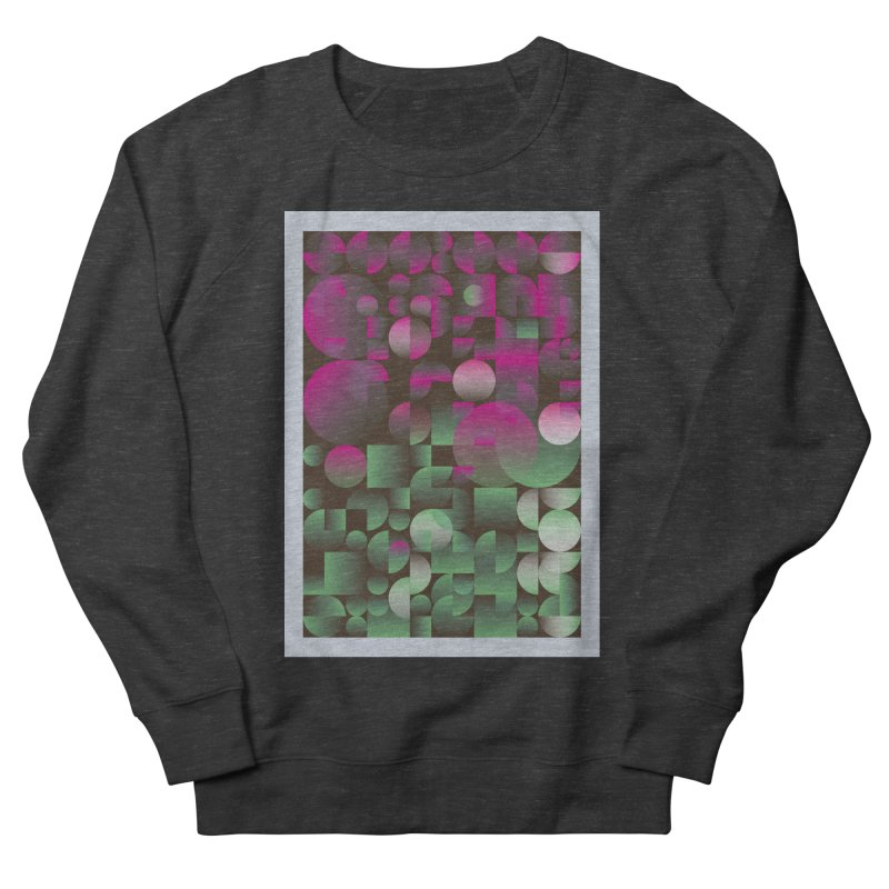 Winter geometric pattern Women's Sweatshirt by virbia's Artist Shop