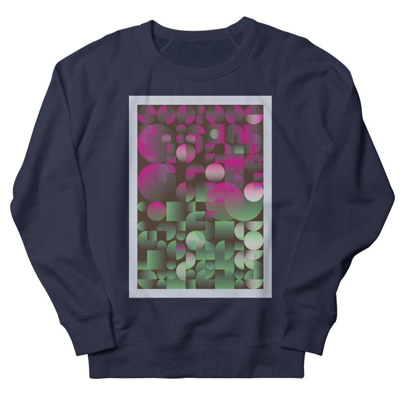 Winter geometric pattern Women's Sweatshirt by virbia's Artist Shop