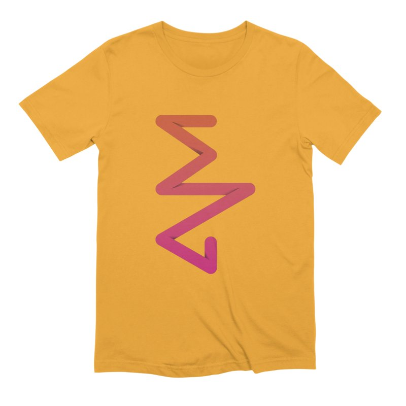 Neon X-ray Men's Extra Soft T-Shirt by virbia's Artist Shop