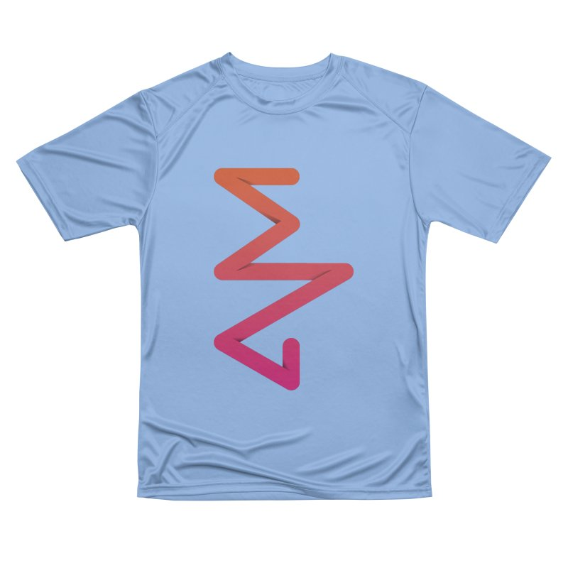 Neon X-ray Men's T-Shirt by virbia's Artist Shop