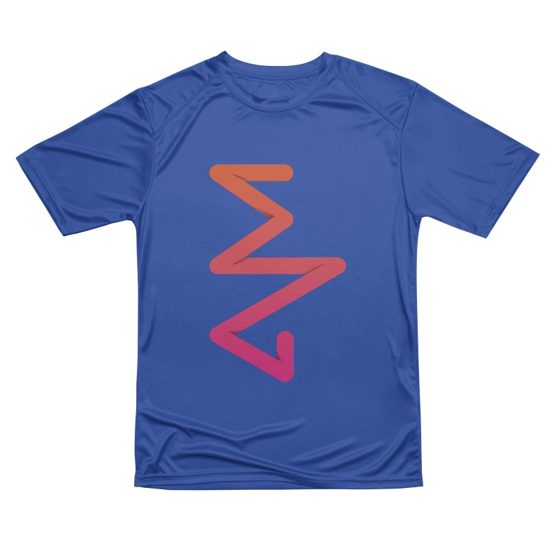 Neon X-ray Women's Performance Unisex T-Shirt by virbia's Artist Shop