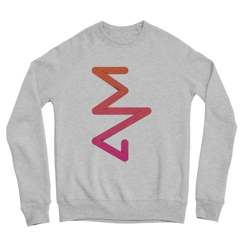 Neon X-ray Women's Sponge Fleece Sweatshirt by virbia's Artist Shop