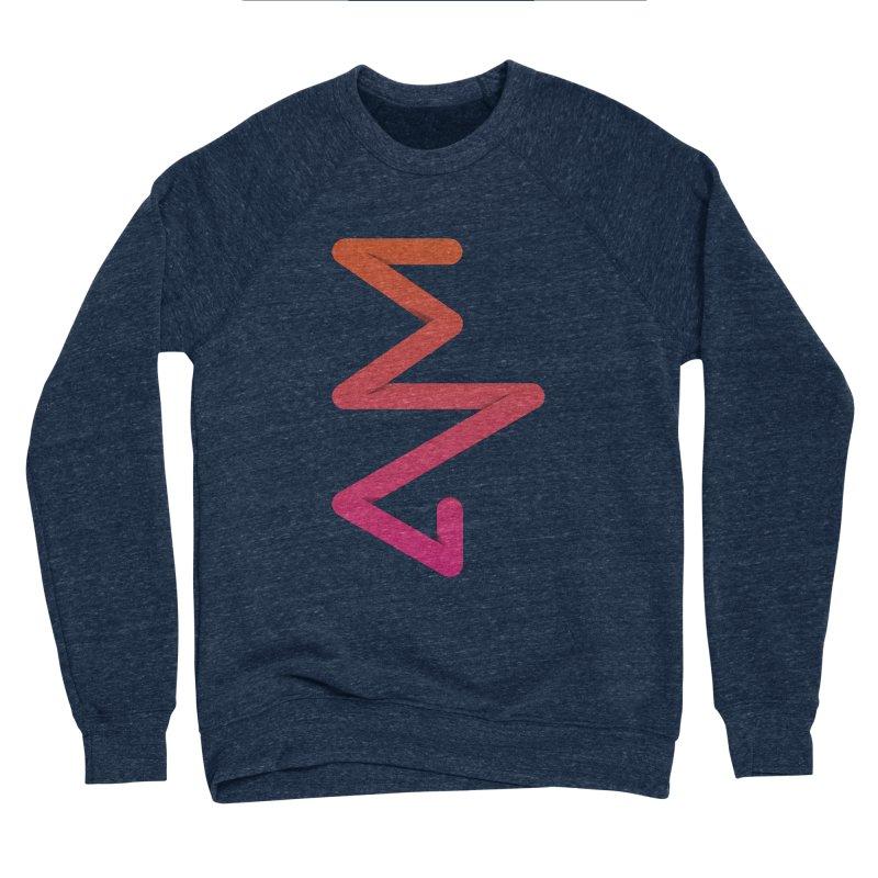 Neon X-ray Men's Sponge Fleece Sweatshirt by virbia's Artist Shop