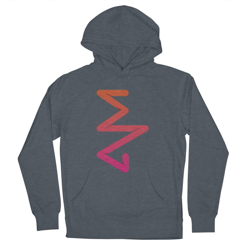 Neon X-ray Women's French Terry Pullover Hoody by virbia's Artist Shop