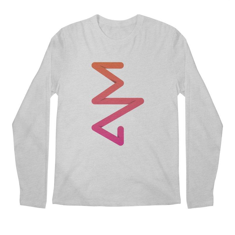 Neon X-ray Men's Regular Longsleeve T-Shirt by virbia's Artist Shop