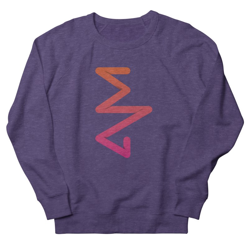 Neon X-ray Women's French Terry Sweatshirt by virbia's Artist Shop