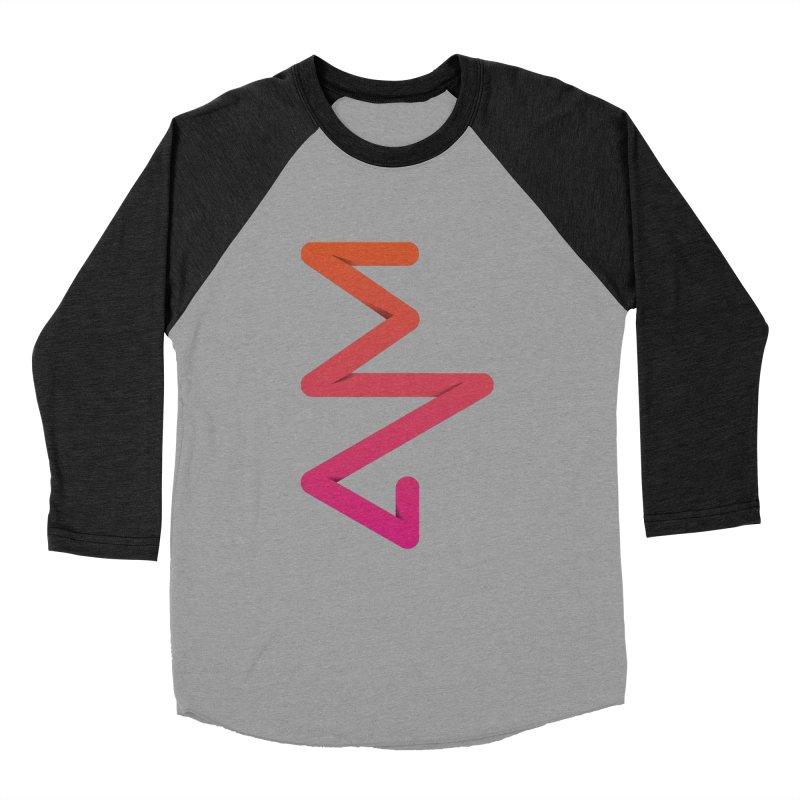 Neon X-ray Women's Baseball Triblend Longsleeve T-Shirt by virbia's Artist Shop