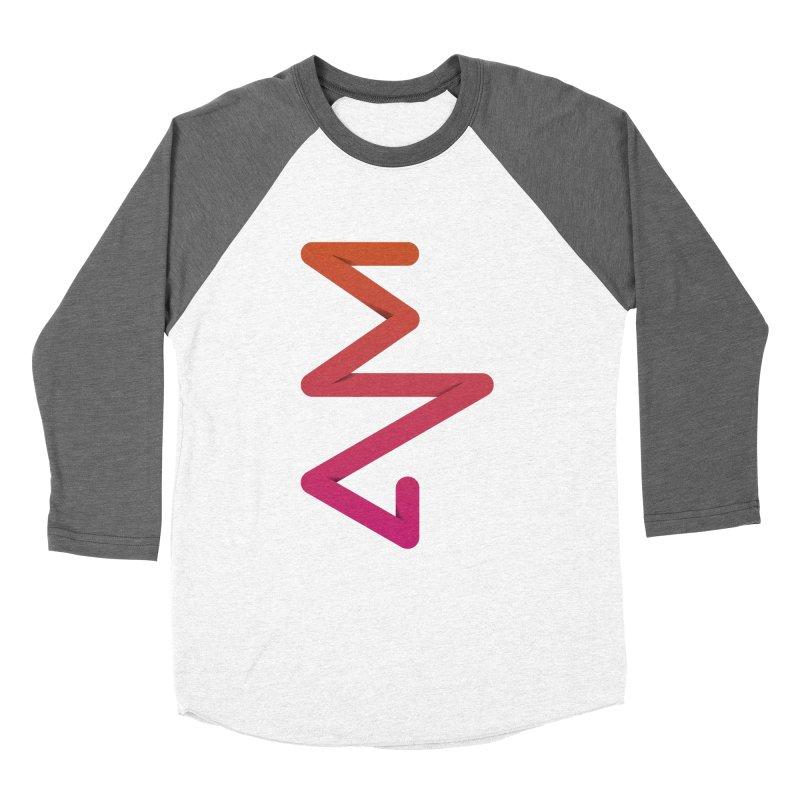 Neon X-ray Men's Baseball Triblend Longsleeve T-Shirt by virbia's Artist Shop