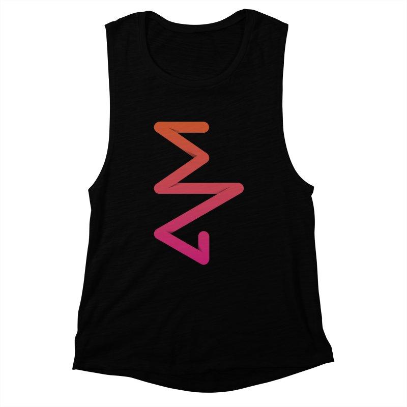 Neon X-ray Women's Muscle Tank by virbia's Artist Shop