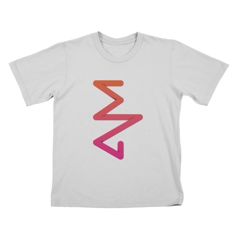 Neon X-ray Kids T-Shirt by virbia's Artist Shop