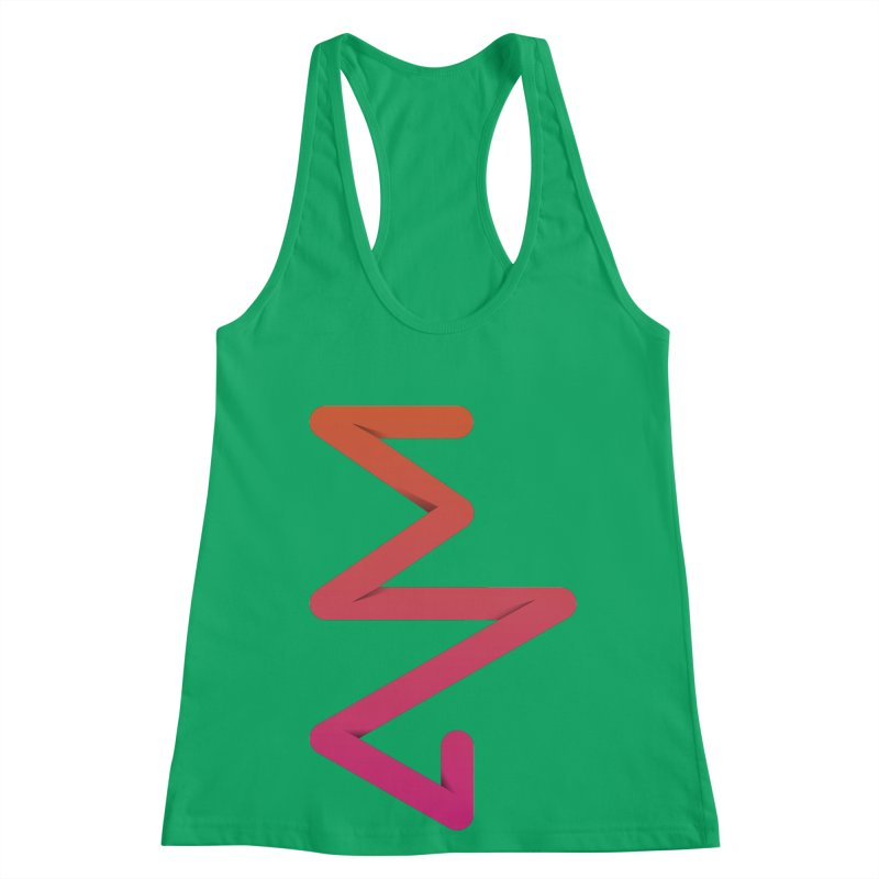 Neon X-ray Women's Racerback Tank by virbia's Artist Shop