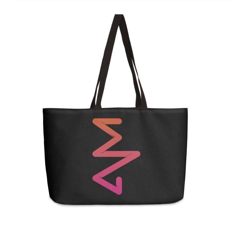 Neon X-ray Accessories Bag by virbia's Artist Shop