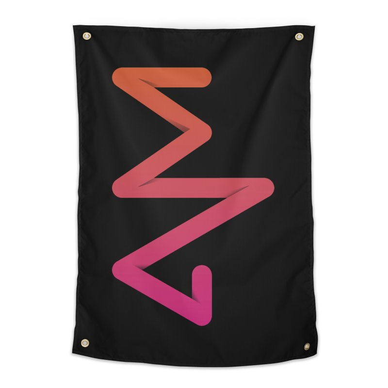 Neon X-ray Home Tapestry by virbia's Artist Shop