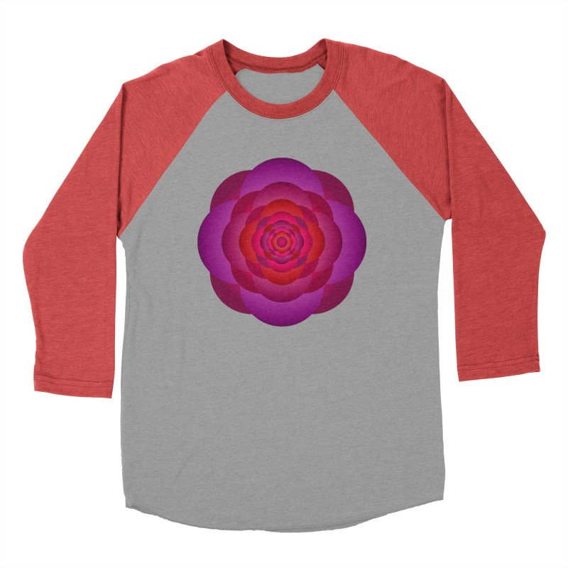 Flower Power Rose Men's Longsleeve T-Shirt by virbia's Artist Shop