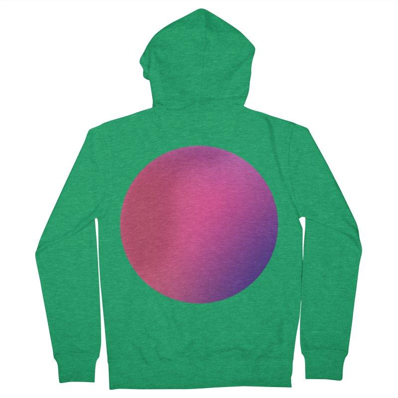 Sphere One Men's Zip-Up Hoody by virbia's Artist Shop