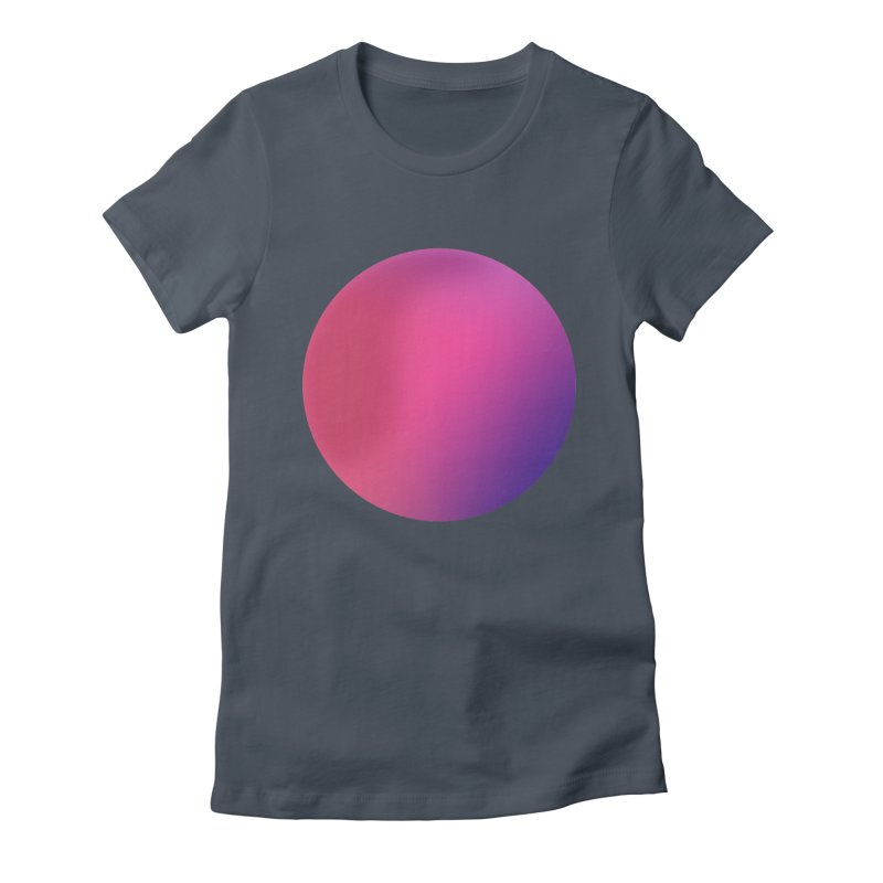 Sphere One Women's T-Shirt by virbia's Artist Shop