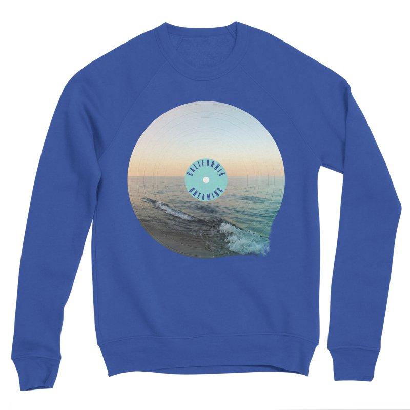 California Dreaming Men's Sweatshirt by virbia's Artist Shop