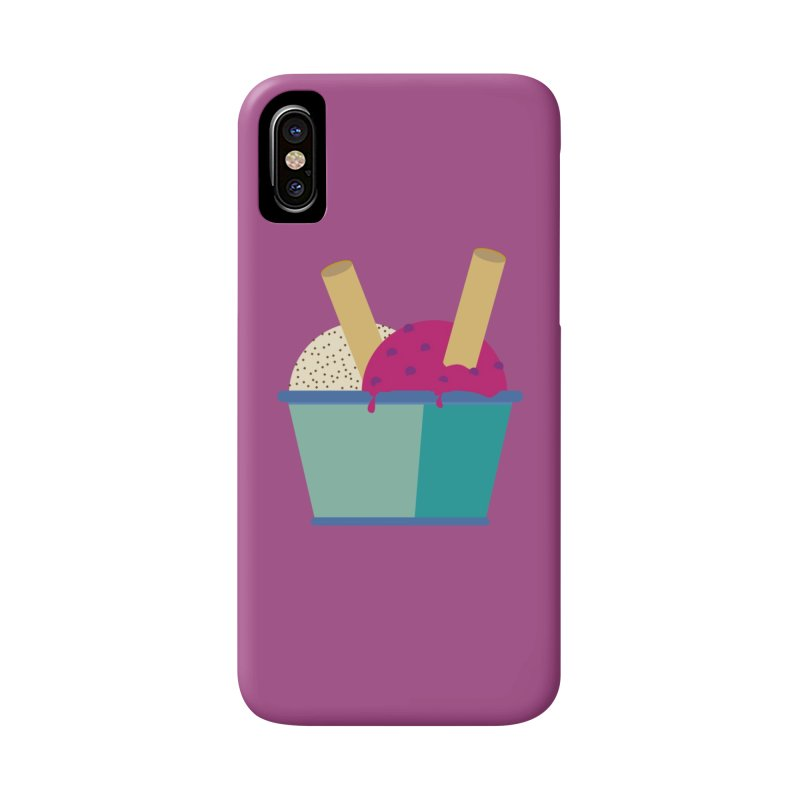 Ice cream Sweet 11 Accessories Phone Case by virbia's Artist Shop
