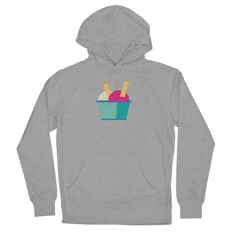 Ice cream Sweet 11 Women's Pullover Hoody by virbia's Artist Shop