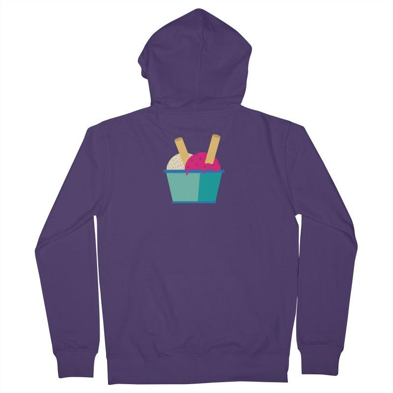 Ice cream Sweet 11 Women's Zip-Up Hoody by virbia's Artist Shop