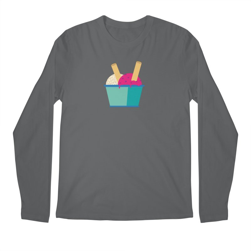 Ice cream Sweet 11 Men's Longsleeve T-Shirt by virbia's Artist Shop