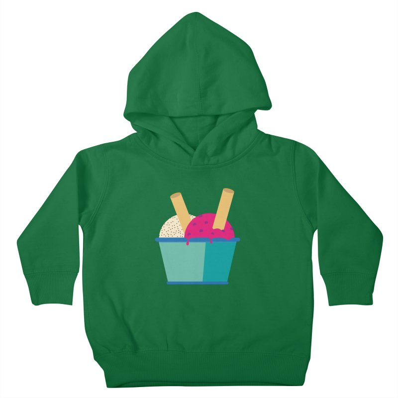 Ice cream Sweet 11 Kids Toddler Pullover Hoody by virbia's Artist Shop